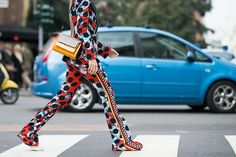 The Best Street Style From Milan Fashion Week  - ELLE.com