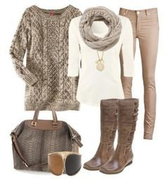 fall-and-winter-outfit-ideas-2017-13-2 50+ Cute Fall & Winter Outfit Ideas 2017