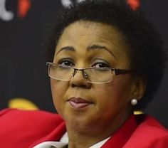 Police looking for ex-SABC chair Ellen Tshabalala Accounting Firms, Senior Management, Service Awards, The Big Four, Professional Services, Scandal, Police, Chair, Corona