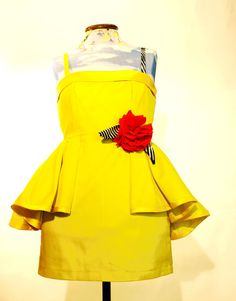 1950s dress by jcorris on Etsy, £80.00