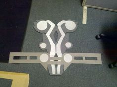 Thor chest plate and belt