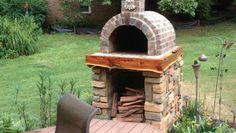 barbecue im garten selber bauen