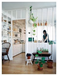 what a cute space!