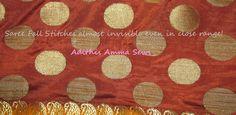 Adithis Amma Sews - Cute Confessions of a Sew Addict: Varalakshmi Puja Saree Sari