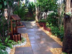 Small Backyard Low Maintenance Ideas | Home » garden design » Contemporary beautiful garden design ideas ...