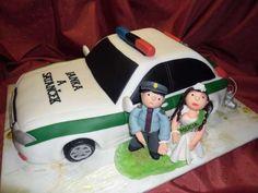 torta s policajným autom - Hľadať Googlom