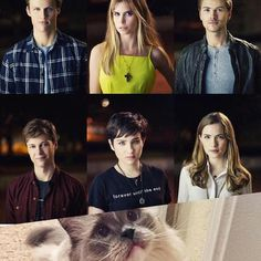 Meet the cast of MTV's 'Scream!' Carlson Young plays Brooke Maddox.