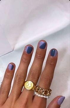 Stylish Nails, Trendy Nails, Shellac, Gel Nails, Happy Nails, Manicure Y Pedicure, Funky Nails, Fire Nails, Minimalist Nails