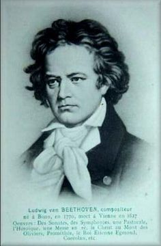 Ludwig van Beethoven - Description