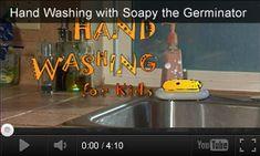 Educational videos and activities for Handwashing Awareness Week (Pre-K - Grade 3) http://www.teachervision.fen.com/hygiene/video/72970.html