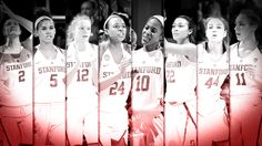 A school-record eight Stanford women's basketball student-athletes received academic recognition from the conference on Friday.