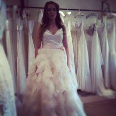 @emilytownes wearing Mathilda Rose http://www.facebook.com/pages/Mathilda-Rose-Bridal-Boutique/290576270966836