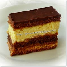 Zserbo Recipe, Tiramisu, Ethnic Recipes, Food, Tailgate Desserts, Essen, Meals, Tiramisu Cake, Yemek
