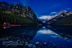 The Canadian Rockies Series (Perry Hoag / Nashville / USA) #Canon EOS 5D Mark III #landscape #photo #nature