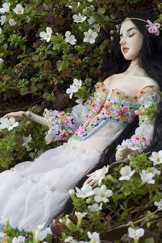 Enchanted Doll Snow White