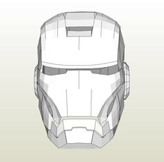 pdo file template for Iron Man - Mark 7 Full Armor +FOAM+. Iron Man Mark 2, Iron Man Art, Pepakura Iron Man, Black Sabbath Shirt, How To Make Iron, Iron Man Cosplay, Iron Man Helmet, Iron Man Movie, Stark Industries