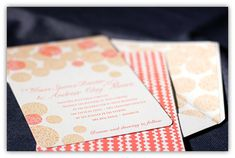 letterpress wedding invitation inspiration smock wedding stationery coral gold and Reception, Letterpress Invitations, Wedding Invitation Inspiration, Letterpress Wedding Invitations, Wedding Stationary, Party Invitations, Stationery, Invites, Wedding Inspiration, Design Inspiration
