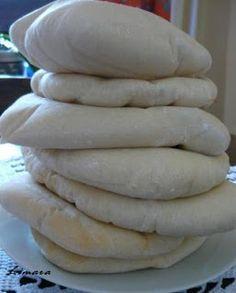 Limara péksége: Pita kenyér