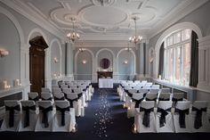 Wedding ceremony in Fenchurch