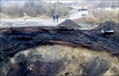 Op 21 april zou in Siberië (Rusland) een man een sinkhole voor zijn huis gezien hebben. De inwoners zijn bang omdat het al vaker voorgekomen is dat dit gebeurt. Het gat was ongeveer 20m breed en tot wel 30 meter diep.