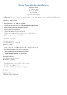 Sample Quality Improvement Specialist Resume Resame