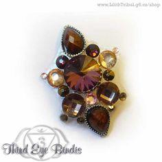 Autumn Star - tribal bindi