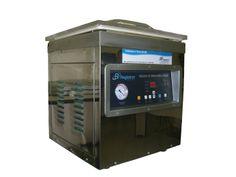 A Embaladora á Vácuo DZ300 é caraterizada pelo processamento automático de limpar, selando a impressão, refrigerando, que é usada no empacotamento de vácuo para as indústrias do alimento, as farmacêuticas, as aquáticas, as químicas e as eletrônicas. Pode impedir os produtos do oxidação, assim como a corrosão e a umidade, mantendo a qualidade e o frescor do produto sobre um longo tempo de armazenamento.  R$ 4.549,00 www.registron.com.br Tel: 2681-3388