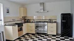 Zwart Keuken Kleine : Piet zwart keuken met terazzo aanrecht keuken