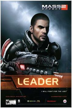 Mass Effect 2 27x40 Movie Poster (2010)