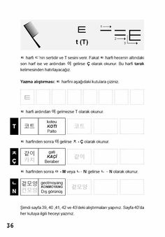 Sizler için hazırlamış olduğumuz bu ücretsiz eğitim ile çok kısa bir sürede Korea Alfabesini okuyup yazabilir hale geleceksiniz.
