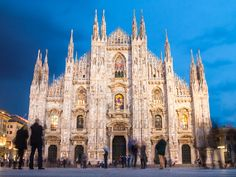 10. Duomo di Milano in Milan, Italy - kasto80 / iStock