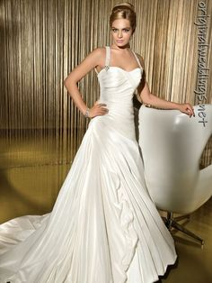 Demetrios bride gown