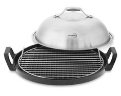 GreenPan Cast Iron Nonstick Grill Pan with Lid