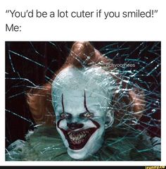 Funny Pics and Memes to Entertain Your Brain Creepiest Horror Movies, Horror Movies Funny, Horror Movie Characters, Scary Movies, Horror Pics, Horror Quotes, Creepy Horror, Comedy Movies, All Meme