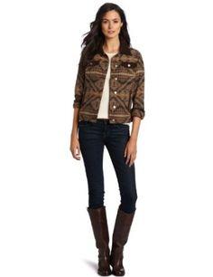 Pendleton Women's Juniper Jacket, Diamond Desert Jacquard, Small Pendleton. $134.00
