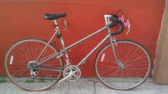 BEFORE:  1983 Schwinn Le Tour Luxe, mixte