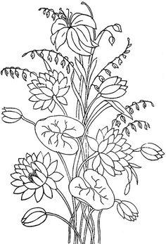 1886 Ingalls Floral Spray2 | Flickr - Photo Sharing!