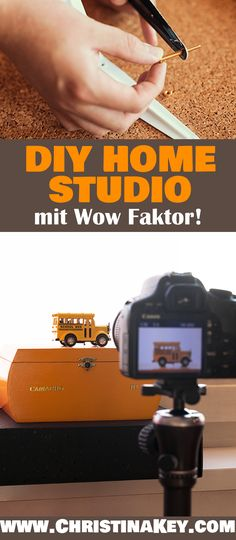 Fotografie Tipps & Tricks direkt vom Profi - DIY Home Studio das Du lieben wirst! Dieses Fotostudio kannst Du direkt bei Dir Zuhause einrichten. Low Budget und besonders effektiv!  Jetzt entdecken auf CHRISTINA KEY - dem Fotografie, Blogger Tipps, Rezepte, Mode und DIY Blog aus Berlin, Deutschland
