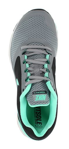 Mint & Gray Nikes? Yes, please!