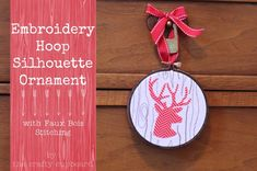 Embroidery Hoop Ornament with Free-motion Faux Bois   Skip To My Lou  http://www.skiptomylou.org/2012/11/20/embroidery-hoop-ornament-with-free-motion-faux-bois/?utm_source=feedburner_medium=email_campaign=Feed%3A+skiptomyloublog+%28Skip+To+My+Lou%29#