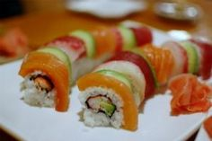 Easy Sushi Recipes  Homemade Sushi Recipes  Sushi Recipes For Beginners | Cook Eat Delicious!