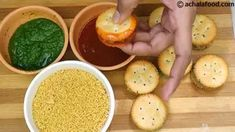 Monaco Sev Bites Recipe | Easy & Quick Recipe | How to make sev bites Quick Snacks, Quick Recipes, Quick Easy Meals, Cooking Recipes, Healthy Snacks, Chapati Recipes, Cheese Ball Recipes, Tea Time Snacks, Indian Food Recipes