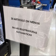 Bilingual Self-Checkout Limit Strictly Enforced – Fixtures Close Up Paper Shopping Bag, Close Up, Waiting, Self, Retail, Retail Merchandising