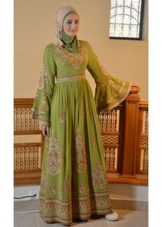 #Embroidery #Dress #Islamic #Modesty #Hijab