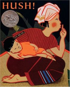 Hush! A Thai Lullaby (Turtleback School & Library Binding Edition) by Minfong Ho http://www.amazon.com/dp/0613726227/ref=cm_sw_r_pi_dp_h3Sowb1N4DPX8