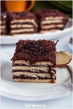 Zdjęcie: Ciasto czekoladowe bez pieczenia Tiramisu, Cooking Tips, Cake Recipes, Food And Drink, Yummy Food, Baking, Ethnic Recipes, Desserts, Food Cakes