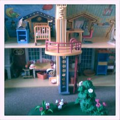 Mansion playmobil