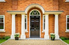 Image result for georgian style homes finchampstead