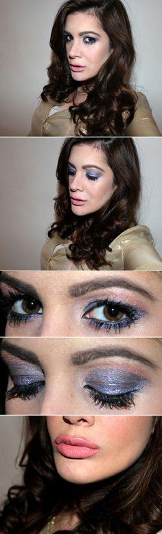 Rita Ora Grammy's 2014 Inspired Makeup | Glamvasion