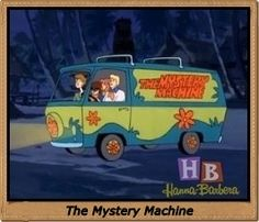 The Mystery Machine / La Máquina del Misterio / Scooby-Doo, Where Are You! / The New Scooby-Doo Movies / The Scooby-Doo Show / Scooby's All-Star Laff-A-Lympics / Scooby-Doo and Scrappy-Doo / Scooby-Doo and Scrappy-Doo shorts / The New Scooby and Scrappy-Doo Show / The 13 Ghosts of Scooby-Doo / A Pup Named Scooby-Doo / Hanna Barbera / Hanna Barberá The Scooby Doo Show, New Scooby Doo Movies, Classic Cartoon Characters, Classic Cartoons, Cartoon Art, Scooby Doo Mystery Inc, Old School Cartoons, Ancient Mysteries